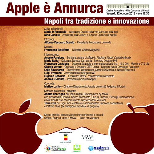 apple annurca