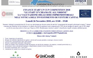 CALL START CUP ODCEC COMPETITION 2018