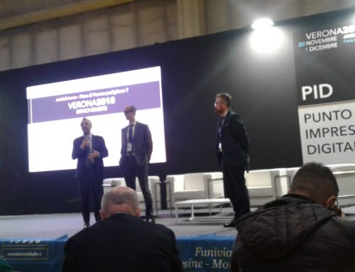 JOB&Orienta e PNI Premio Nazionale per l'Innovazione 2018