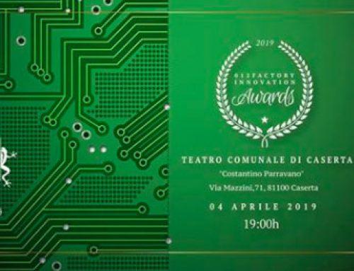 012 Factory Innovation Awards, Finale 5° Edizione Academy 012 (Caserta)