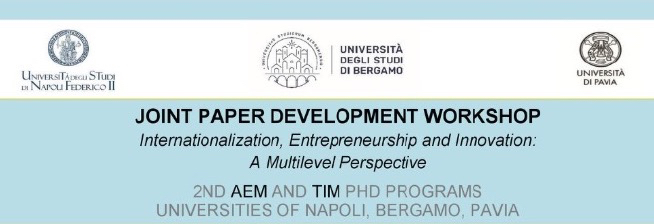 Joint Paper Development Workshop