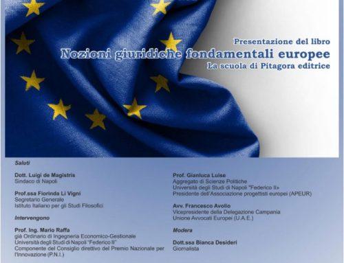 Nozioni giuridiche fondamentali europee di Umberto Aleotti