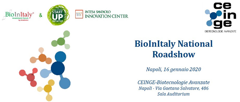 BioInItaly National Roadshow