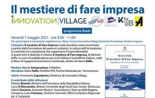 innovation village 7 maggio 2021